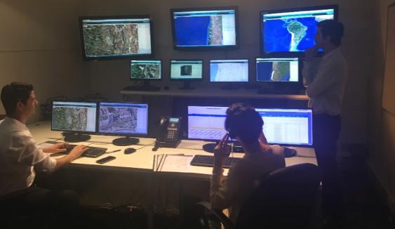 Control y Monitoreo de Flotas