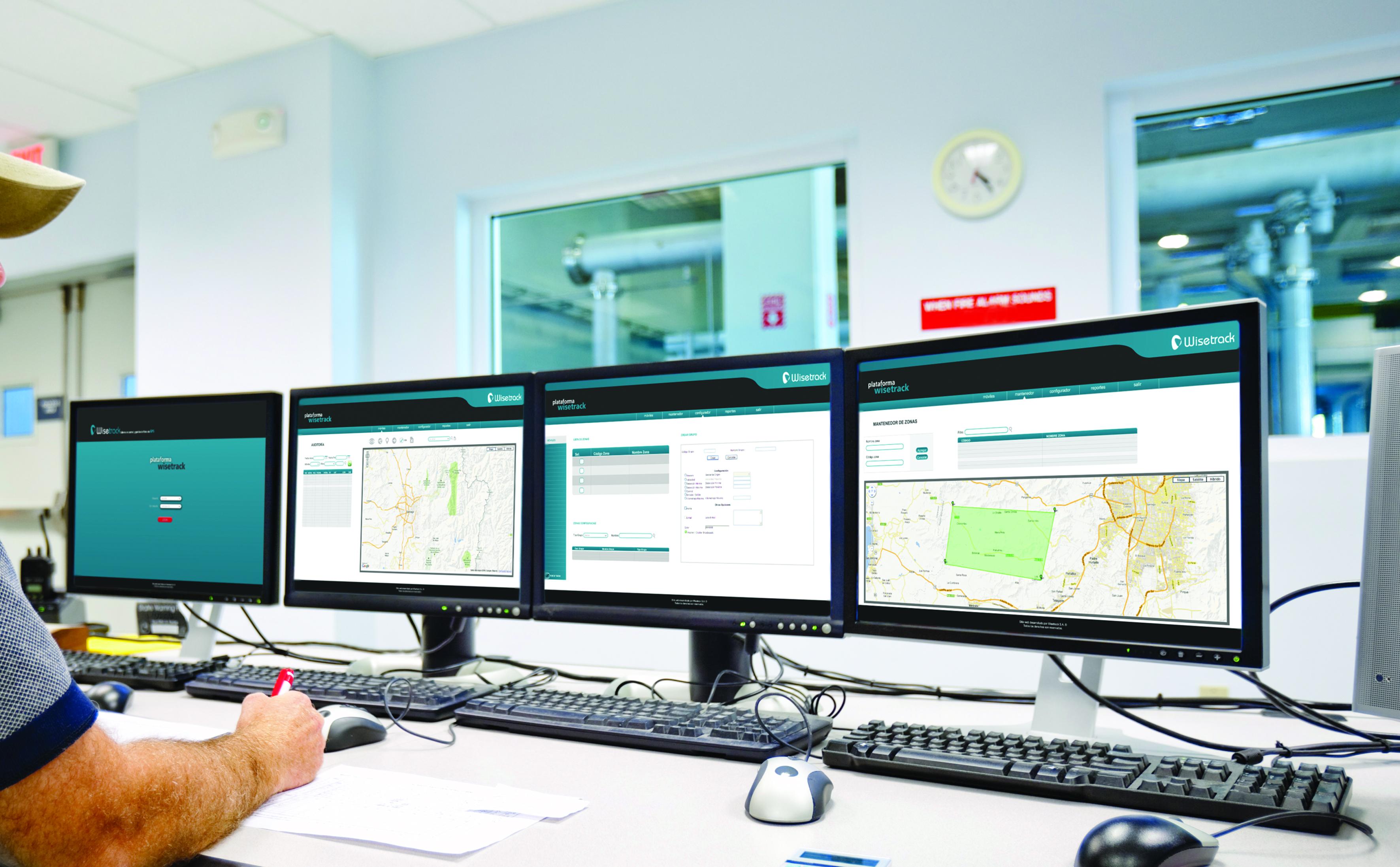 Wisetrack Corp GPS Control y Monitoreo de Flotas