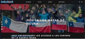 Wisetrack Corp es parntner en seguridad y monitoreo de vehículos en el Rally Mobil Chile.