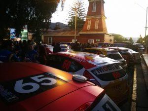 Wisetrack Corp en Rally Mobil