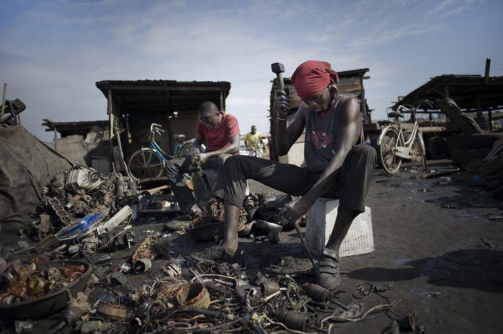 E-Waste en Ghana